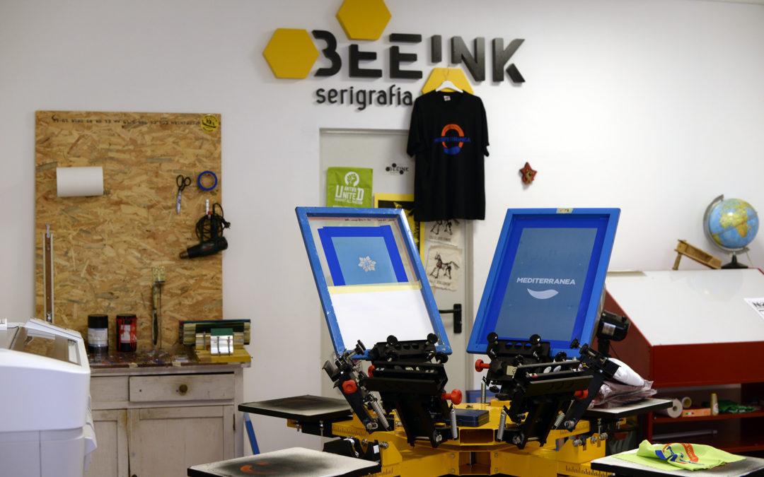 9 settembre: INAUGURA il laboratorio Beeink