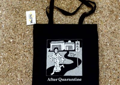 After quarantine shopper