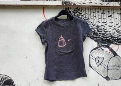 Isopise-tshirt-fronte